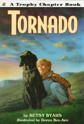 Byars, Betsy - Tornado (Trophy Chapter Book) - 9780064420631 - KEX0253570
