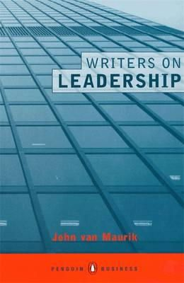 Van Maurik, John - Writers on Leadership - 9780140293050 - KIN0008773