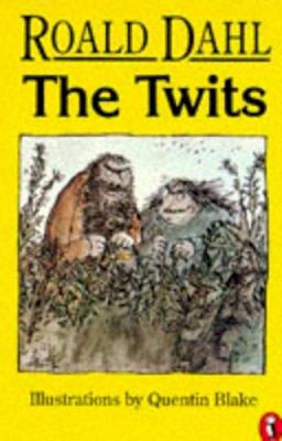 Dahl, Roald - The Twits (Puffin Books) - 9780140314069 - KOC0022409