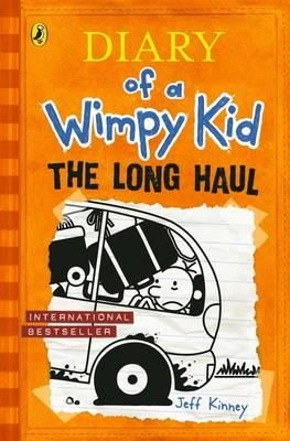 Kinney, Jeff - The Long Haul - 9780141354224 - 9780141354224