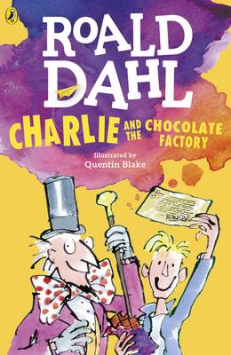 Dahl, Roald - Charlie and the Chocolate Factory - 9780141365374 - 9780141365374
