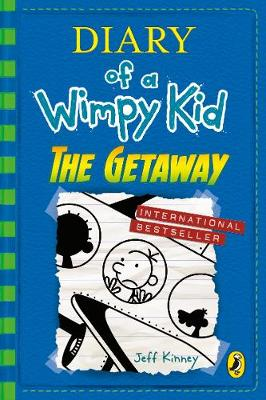 Kinney, Jeff - Diary of a Wimpy Kid: The Getaway (book 12) - 9780141376677 - 9780141376677