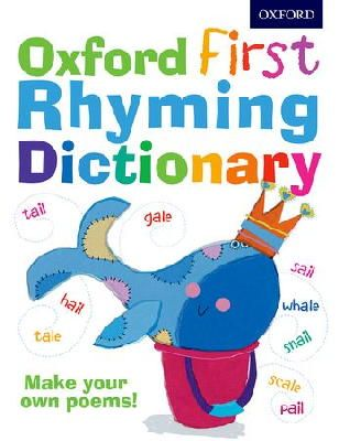 Foster, John - Oxford First Rhyming Dictionary - 9780192735591 - V9780192735591
