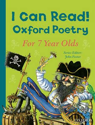 - I Can Read! Oxford Poetry for 7 Year Olds - 9780192744722 - V9780192744722