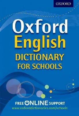 Oxford Dictionaries - Oxford English Dictionary for Schools - 9780192756985 - V9780192756985