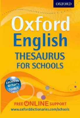 Oxford Dictionaries - Oxford English Thesaurus for Schools - 9780192757012 - V9780192757012