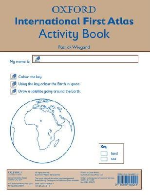 - Oxford International First Atlas 2011: Activity Book - 9780198480211 - V9780198480211