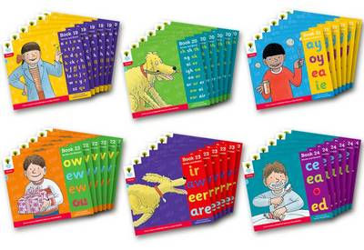 Hepplewhite, Debbie; Hunt, Roderick - Oxford Reading Tree: Stage 4: Floppy's Phonics: Sounds and Letters: Class Pack of 36 - 9780198485803 - V9780198485803