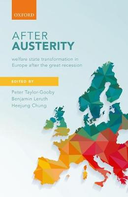 - After Austerity: Welfare State Transformation in Europe after the Great Recession - 9780198790266 - V9780198790266