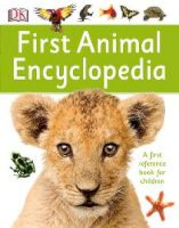 Dk - First Animal Encyclopedia (First Reference) - 9780241188729 - V9780241188729