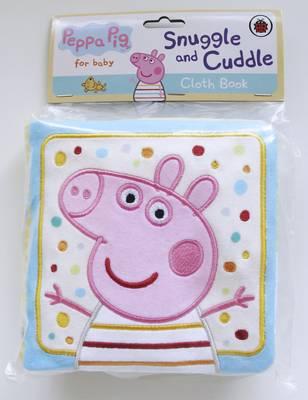 - Peppa Pig: Snuggle and Cuddle - 9780241260340 - V9780241260340