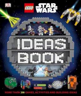 DK, Dowsett, Elizabeth, Hugo, Simon, Dolan, Hannah - LEGO Star Wars Ideas Book: More than 200 Games, Activities, and Building Ideas (Dk Lego Star Wars) - 9780241314258 - V9780241314258