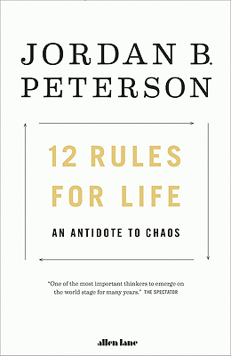 Peterson, Jordan - 12 Rules For Life - 9780241351642 - V9780241351642
