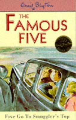 Blyton, Enid - Five Go to Smuggler's Top (Famous Five Classic) - 9780340681091 - KEX0263904