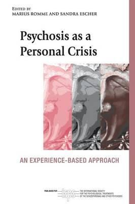 - Psychosis as a Personal Crisis - 9780415673303 - V9780415673303