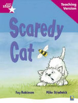 - Rigby Star Guided Reading Pink Level: Scaredy Cat Teaching Version - 9780433046776 - V9780433046776