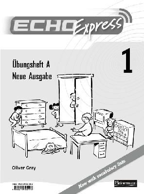 - Echo Express 1 Workbook A, 8 Pack New Edition (Echo for Key Stage 3 German) - 9780435394189 - V9780435394189