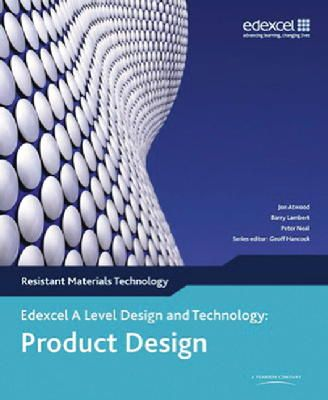 - A Level Design and Technology for Edexcel: Product Design: Resistant Materials - 9780435757786 - V9780435757786