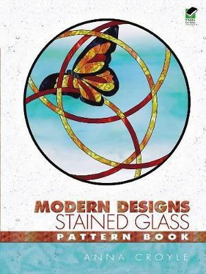 Croyle, Anna - Modern Designs Stained Glass Pattern Book - 9780486446622 - V9780486446622
