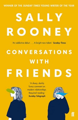 Rooney, Sally - Conversations with Friends - 9780571333134 - 9780571333134