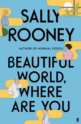 Sally Rooney - Beautiful World, Where Are You - 9780571365432 - 9780571365432