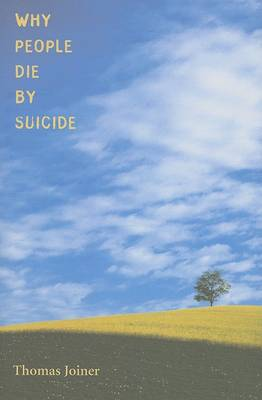 Joiner, Thomas E. - Why People Die by Suicide - 9780674025493 - V9780674025493
