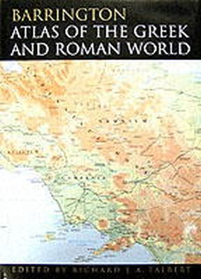 - The Barrington Atlas of the Greek and Roman World - 9780691031699 - V9780691031699