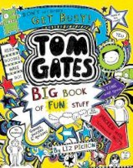 Pichon, Liz - Tom Gates: Big Book of Fun Stuff - 9780702306204 - 9780702306204
