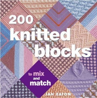 Jan Eaton - 200 Knitted Blocks - 9780715322352 - V9780715322352