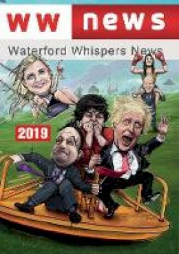 Colm Williamson - Waterford Whispers News 2019 - 9780717185559 - V9780717185559