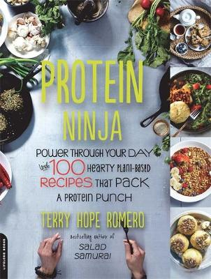 Romero, Terry Hope - Protein Ninja - 9780738218496 - V9780738218496