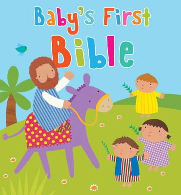 Piper, Sophie - Baby's First Bible - 9780745964119 - V9780745964119