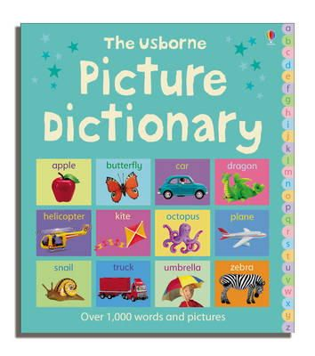 Felicity Brooks - Picture Dictionary - 9780746070574 - V9780746070574