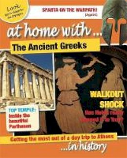 Cooke, Tim - At Home With: The Ancient Greeks - 9780750281911 - V9780750281911