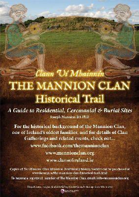 Joseph Mannion - The Mannion Clan Historical Trail - 9780954769826 - 9780954769826