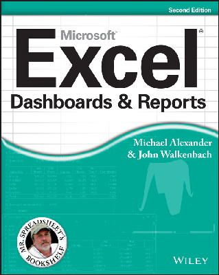 Alexander, Michael - Excel Dashboards and Reports (Mr. Spreadsheet's Bookshelf) - 9781118490426 - V9781118490426