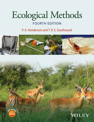 Henderson, Peter A., Southwood, T. R. E. - Ecological Methods - 9781118895283 - V9781118895283