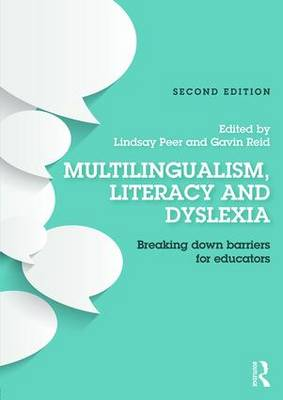 - Multilingualism, Literacy and Dyslexia: Breaking down barriers for educators - 9781138898646 - V9781138898646