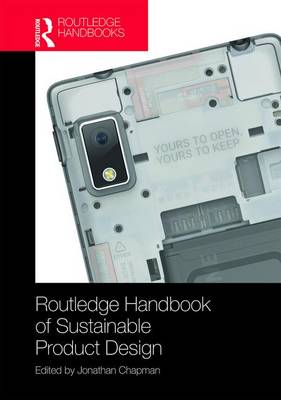 Chapman, Jonathan - Routledge Handbook of Sustainable Product Design - 9781138910171 - V9781138910171