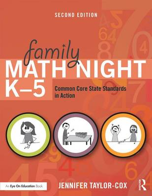 Taylor-Cox, Jennifer - Family Math Night K-5: Common Core State Standards in Action - 9781138915541 - V9781138915541
