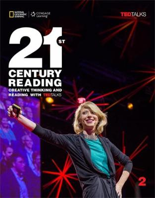 Yeates, Eunice, Vargo, Mari, Longshaw, Robin, Blass, Laurie - 21st Century Reading Creative Thinking and Reading with TED Talks - 9781305265707 - V9781305265707