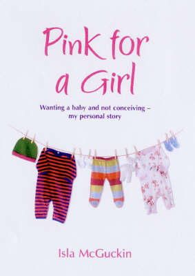 mcguckin-isla - Pink for a Girl - 9781401907433 - KNW0010585