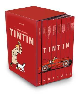 Hergé - Tintin Collection (The Adventures of Tintin - Compact Editions) - 9781405278454 - 9781405278454
