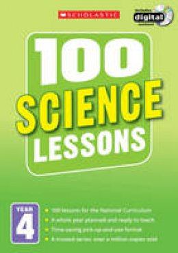 McMahon, Kendra - 100 Science Lessons: Year 4 - 9781407127682 - V9781407127682