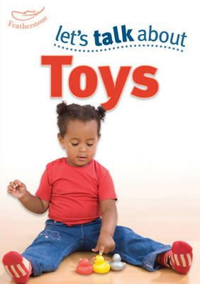 Keri Finlayson - Let's Talk About Toys - 9781408126677 - KNH0003227