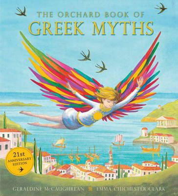 McCaughrean, Geraldine - The Orchard Book of Greek Myths - 9781408324370 - V9781408324370