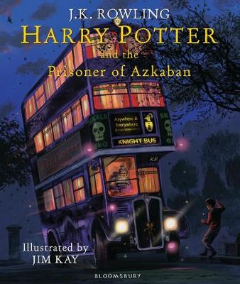 Rowling, J.K. - Harry Potter and the Prisoner of Azkaban (Illustrated Edition) - 9781408845660 - 9781408845660