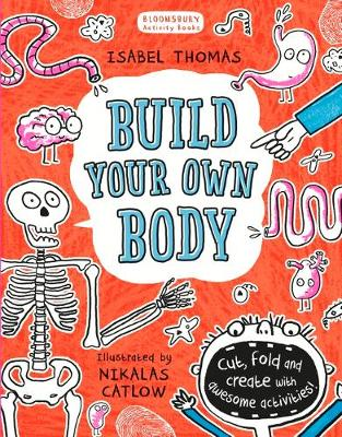 THOMAS ISABEL - Build Your Own Body - 9781408870044 - V9781408870044