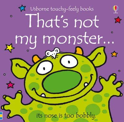 Fiona Watt - That's Not My Monster... - 9781409520986 - V9781409520986