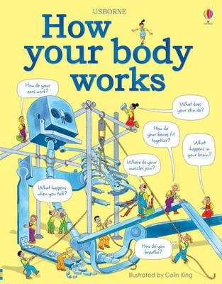 Hindley, Judy - How Your Body Works - 9781409562900 - V9781409562900